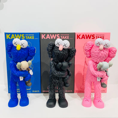 KAWS Take Figure