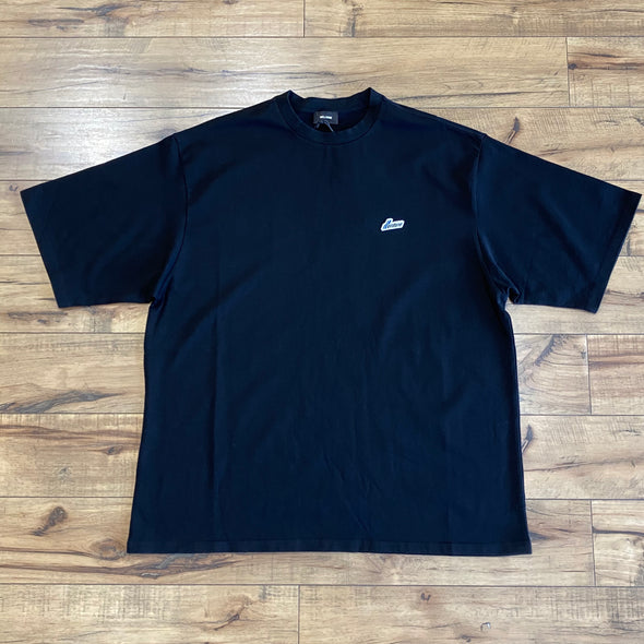 We11done Small Logo Tee (Black)