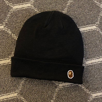 BAPE One Point Logo Beanie