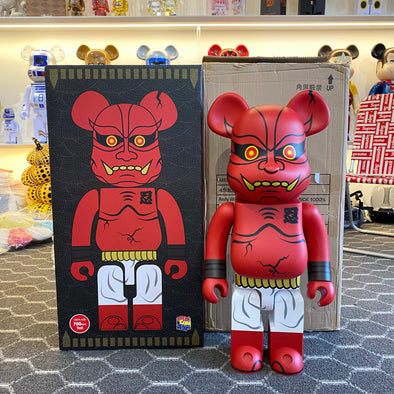 Be@rbrick x Play Studio Akanobu Shinobu devil 1000%