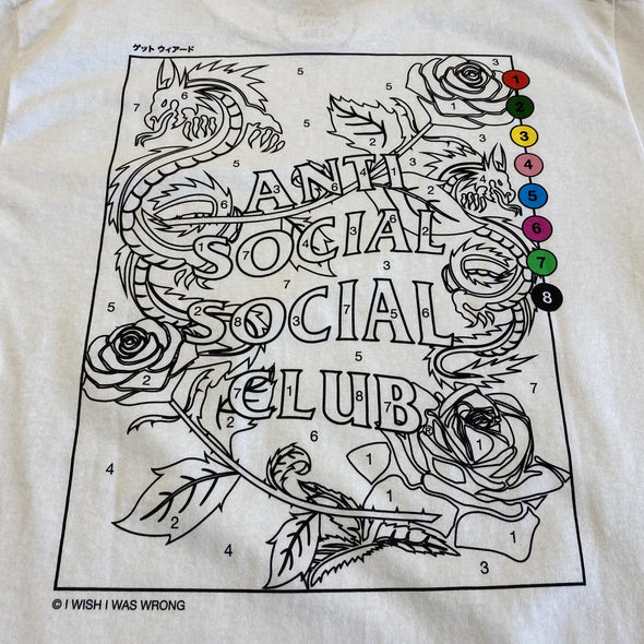 Anti Social Social Club Up To You Tee
