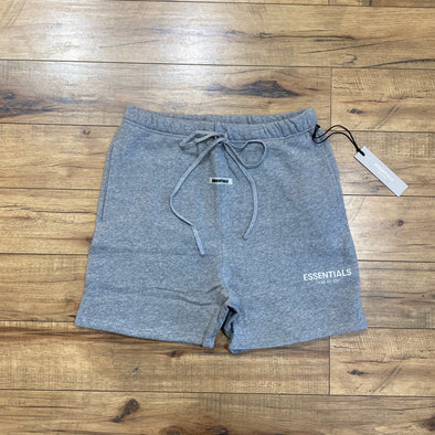 FEAR OF GOD ESSENTIALS 3M Logo Shorts (Grey)
