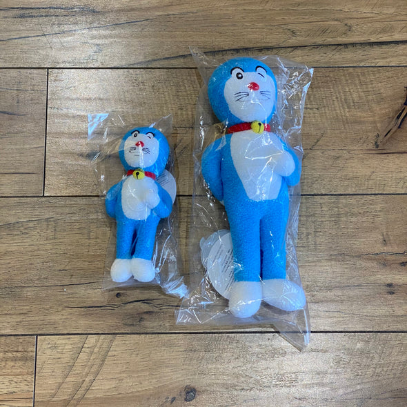 HANDSOME DORAEMON PLUSH & KEYCHAIN