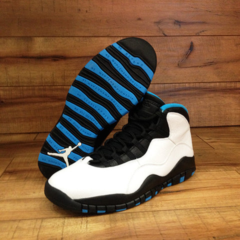 Nike Air Jordan 10 Retro White Powder Blue (310805-106)