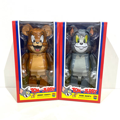 Be@rbrick Tom & Jerry Set 400%