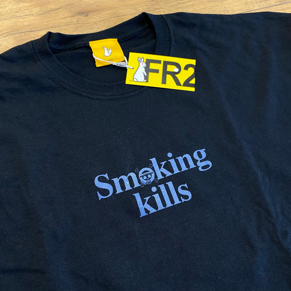 FR2 X ONE PIECE ACTION SMOKER LONG SLEEVE T-SHIRT