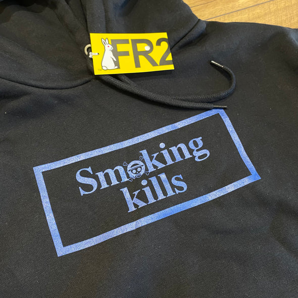 FR2 X ONE PIECE ACTION SMOKER HOODIE