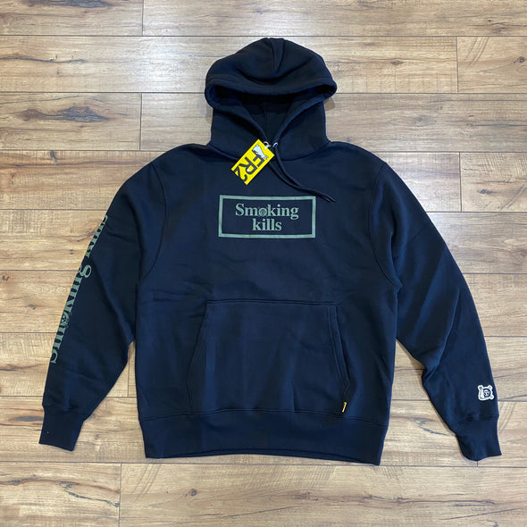 FR2 X ONE PIECE CROCODILE SMOKERS HOODIE
