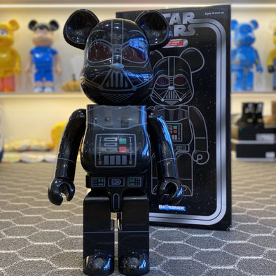 Be@rbrick x Star Wars Darth Vader Roque One Version 1000% Black