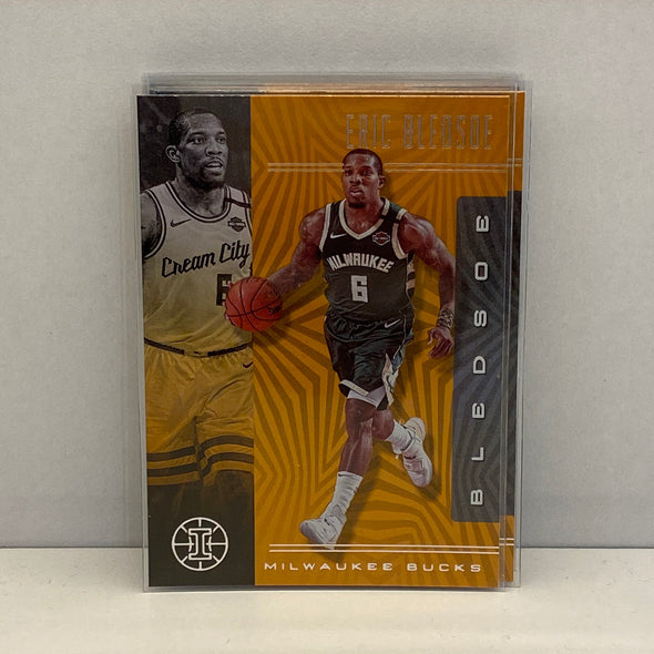 2019-20 PANINI ILLUSIONS BASKETBALL Shining Stars Orange