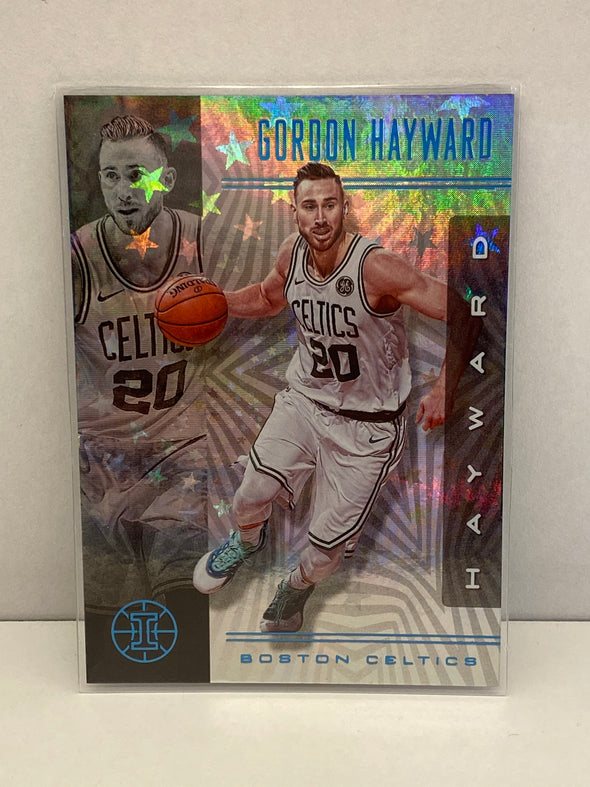 2019-20 PANINI NBA Illusions Basketball Reflections Card