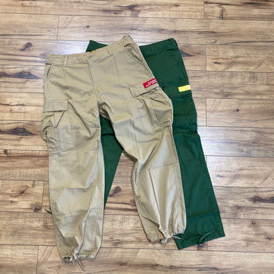 Human Made Cargo Pants (2 colours)