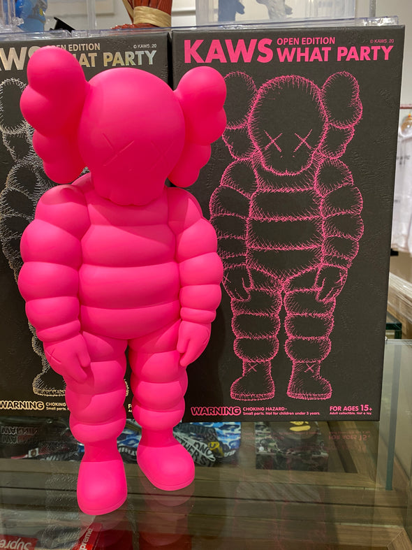KAWS What Party Figure Set