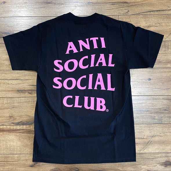 Anti Social Social Club Read Receipts Tee (White/ Black)