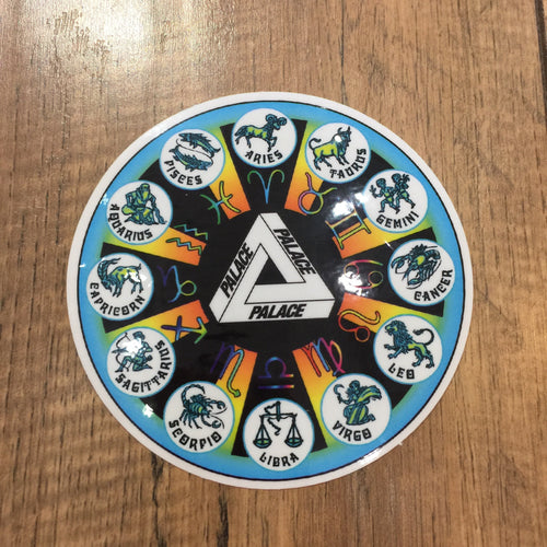 Palace Zodigac Sticker