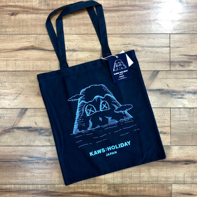 Kaws Holiday Japan Tote Bag