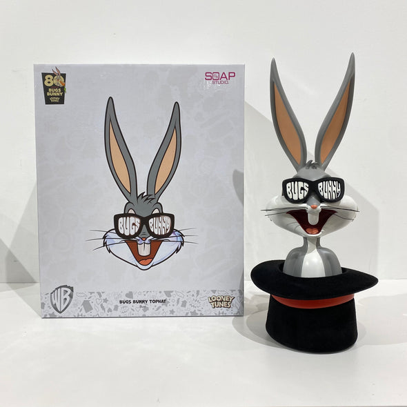 Soap Studio x Looney Tunes Bugs Bunny Top Hat Bust