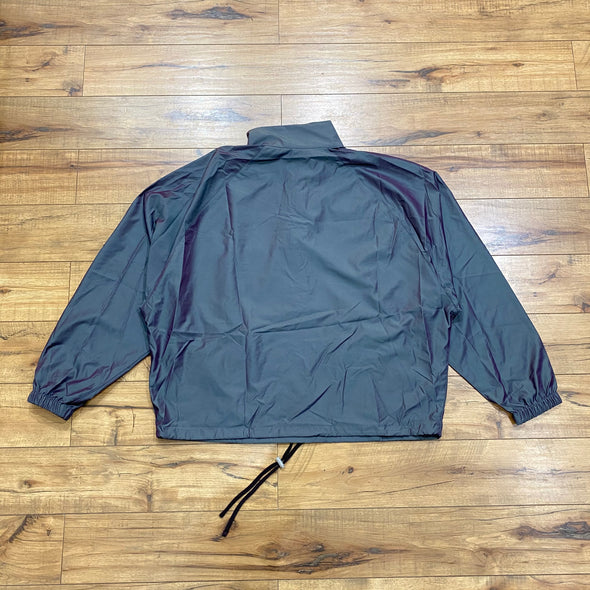 FEAR OF GOD ESSENTIALS Track half zip Jacket Iridescent