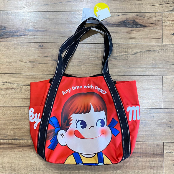 Milky Girl Peko Tote Bag