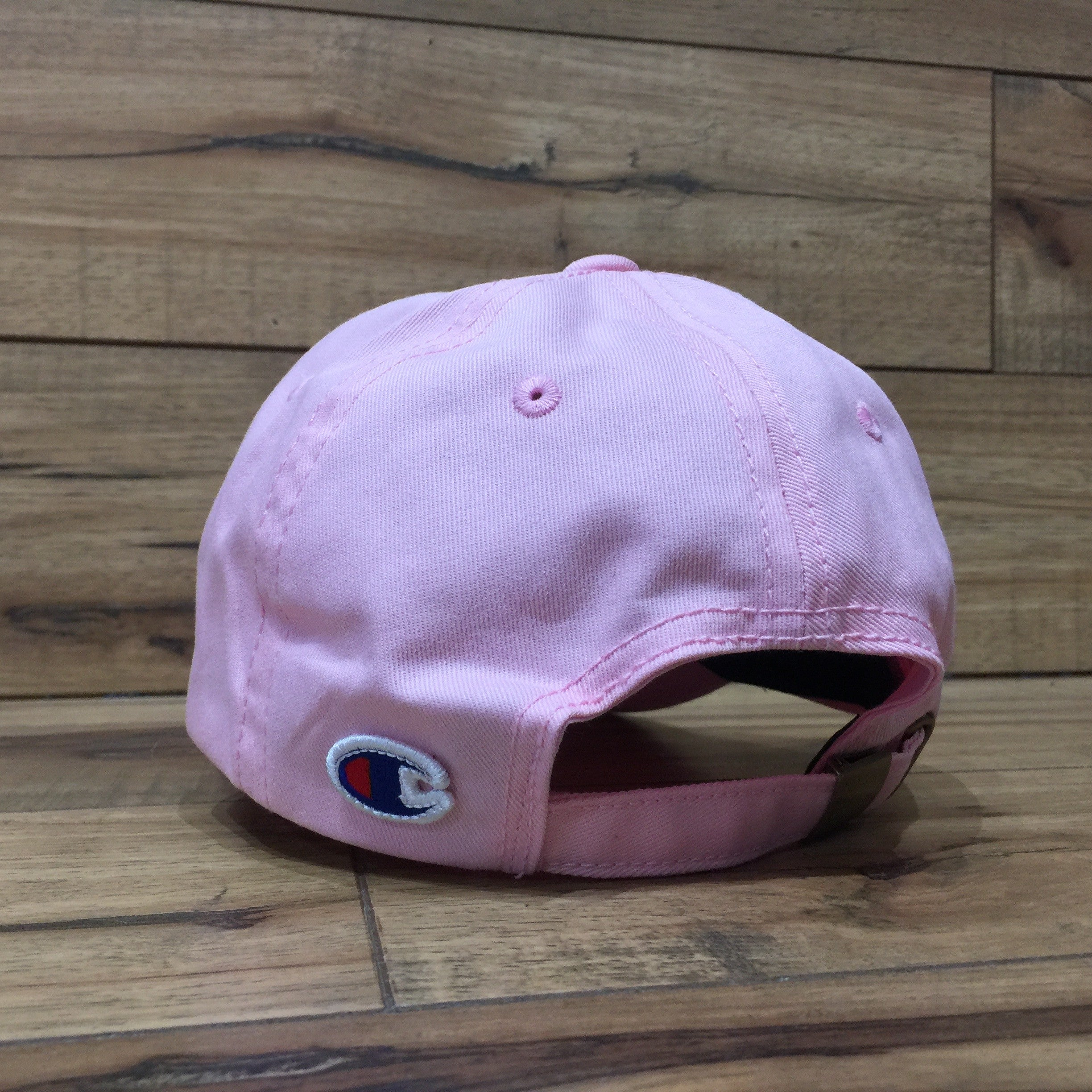 6a4f961178b1 Champion JP Hat (Pink) – Superbored Clothing Ltd.