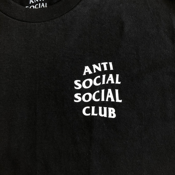 ASSC Kkoch Black Tee(Anti Social Social Club)