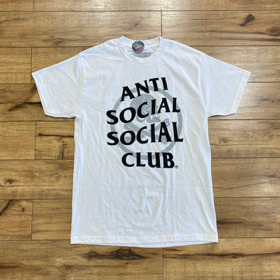Neighborhood X Assc Cambered White Tee