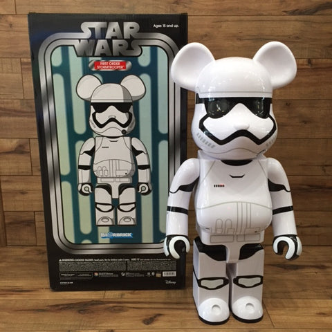 Starwars First Order Stormtrooper 1000% Be@rbrick