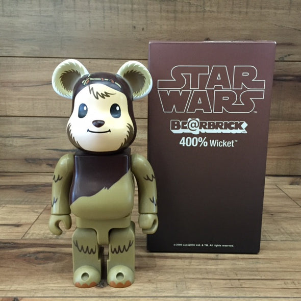 Star Wars Wicket 400% Be@rbrick
