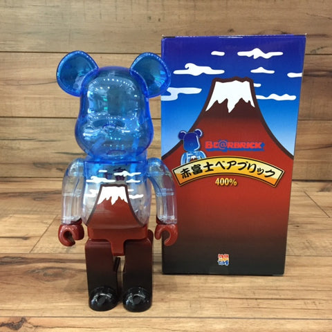 Sola Fuji Mountain 400% Be@rbrick