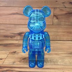 Star Wars Darth Vader Holographic 400% Be@rbrick