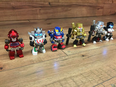 Transformers Kids Nations Series TF-03 (Set)