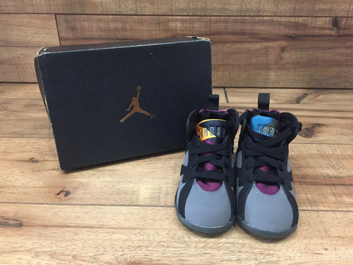 NIKE AIR BABY JORDAN 7 RETRO BT Bordeaux (304772 034)
