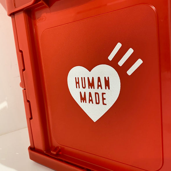 Human Made x Girls Dont Cry 20L container (Red)