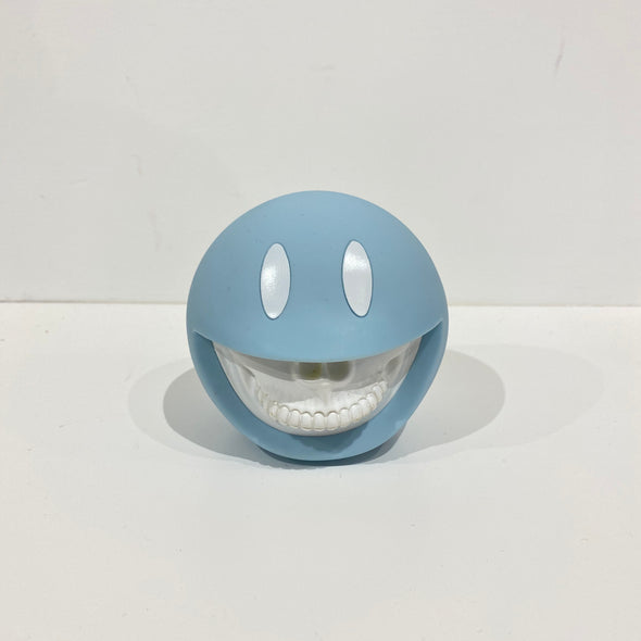 Ron English Coin Bank Smiley Grin