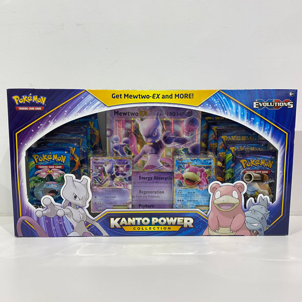 2020 Pokemon TCG XY Evolutions Kanto Power Collection Mewtwo-EX