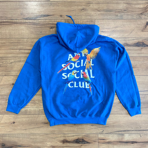 ASSC Colombia Sapphire Hoodie (Anti Social Social Club)