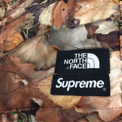 Supreme x The North Face Nuptse Pant (Multi-Color Leaves)