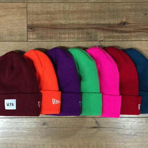 W.PA BEANIE (7 colors)