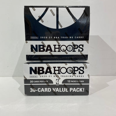 Panini 2020 NBA Hoops Box (30cards/ pack, 12packs/ box)