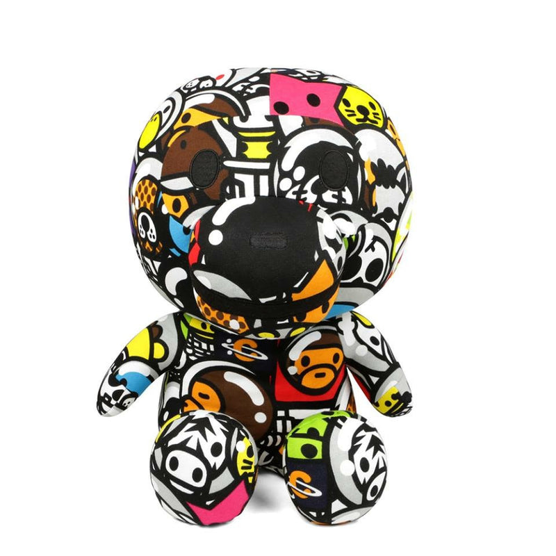 BAPE MILO X CHOCOOLATE MILO GLOW IN THE DARK DOLL