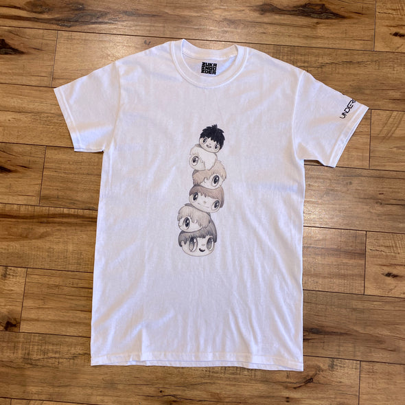 Javier Calleja limited edition Shibuya Parco exhibit tee
