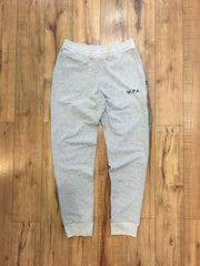 W.PA Simple Logo Sweatpants (Grey)