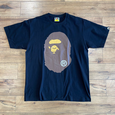 Bape Ape Head Tee (Black)