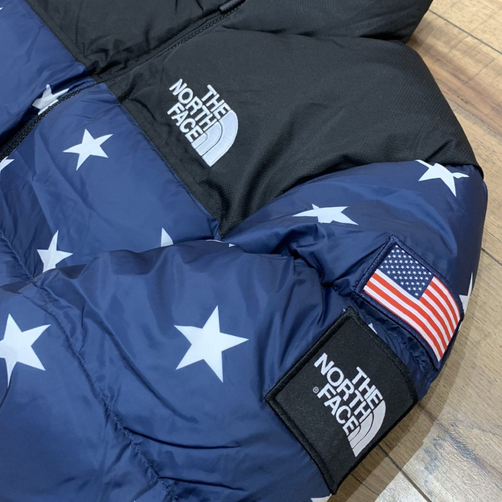 06f4f5987 The North Face USA (Blue Star) Limited Edition Nuptse Jacket