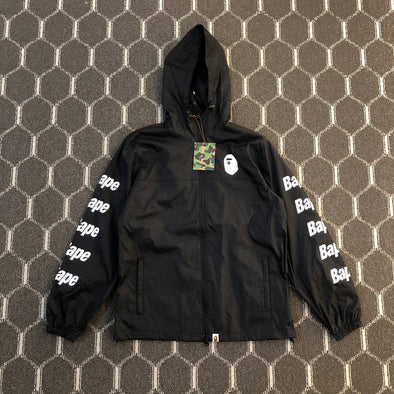 BAPE SLEEVE LOGO JACKET