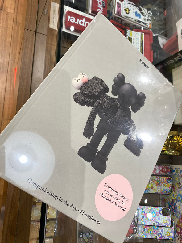 KAWS: COMPANIONSHIP IN THE AGE OF LONELINESS (HARDCOVER)