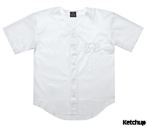 STAMPD GD Jersey (White)