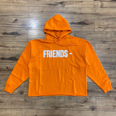 Vlone Friends Hoodie (Orange)