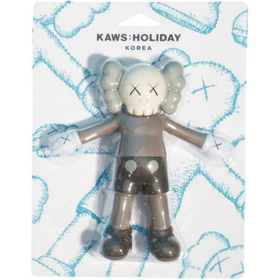 Kaws Holiday Companion Bath Toy Brown