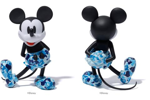 Mickey Mouse 90th anniversary x BAPE Figures Full Set